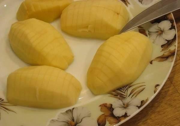 Такую картошку вы пробовали?…