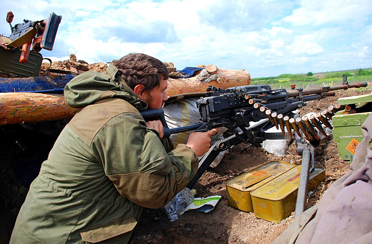 Ополченцев заподозрили в подготовке к ожесточенной битве с украинскими войсками
