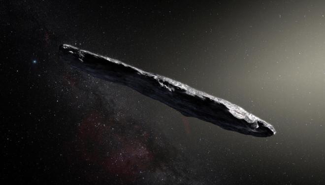 Межзвездный скиталец посетил Солнечную систему и пропал