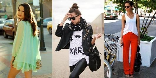 Молодёжная уличная мода