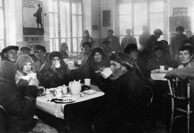 Напитки в СССР
