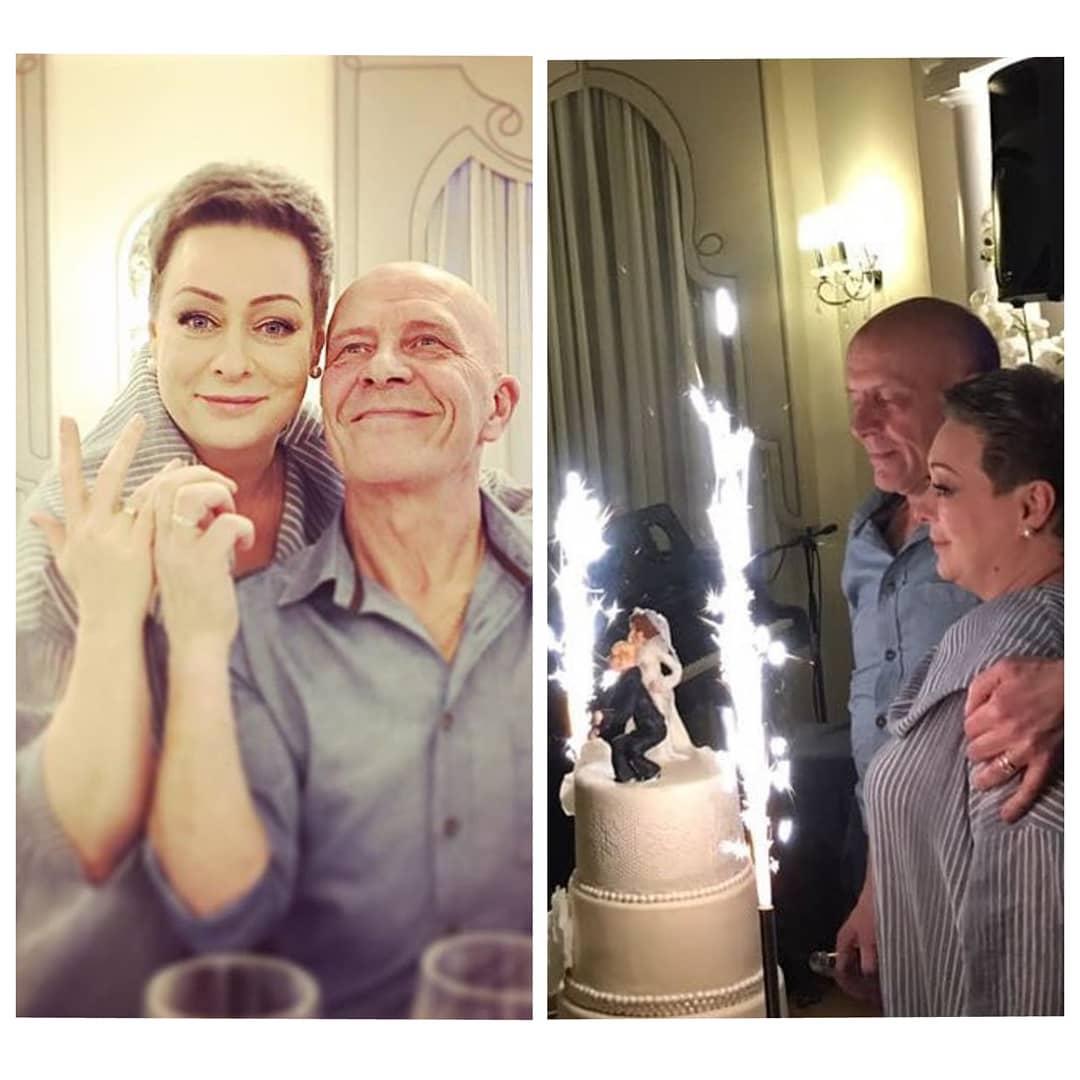 Мария Аронова и Евгений Фомин поженились после 20 лет отношений