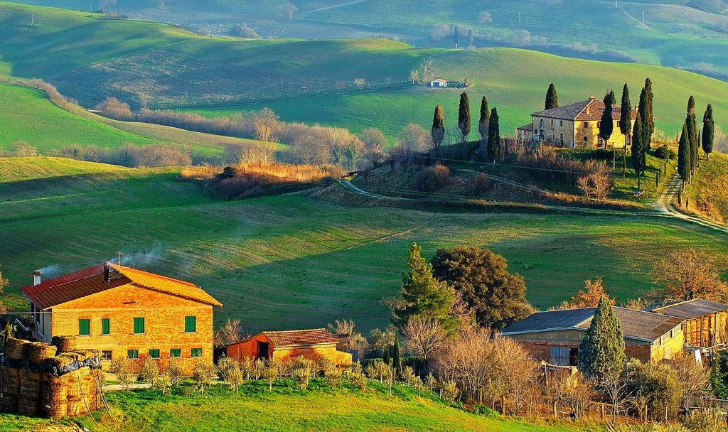 Возвращение в Италию.