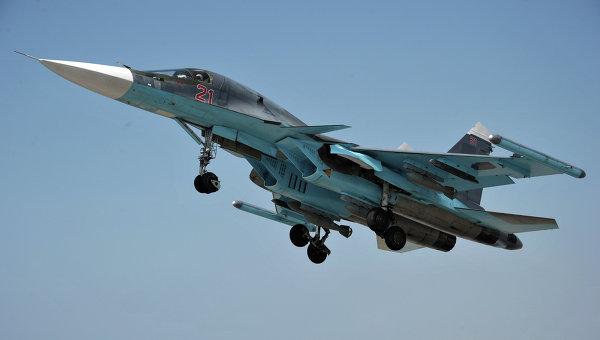 ВКС РФ сбросили террористам прощальный «шайтан-подарок»