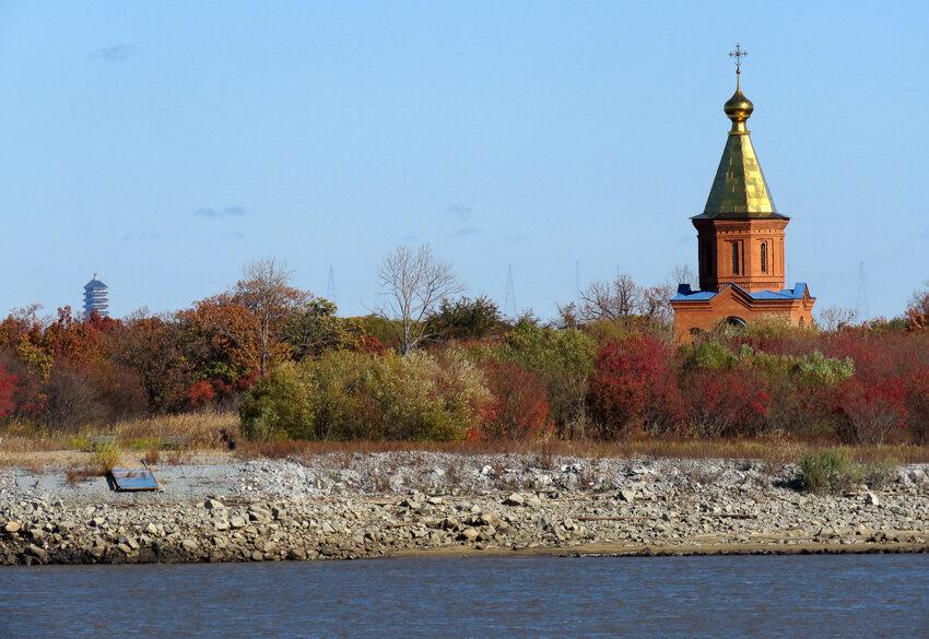 Последняя территориальная потеря России. Как Хабаровск чуть не стал пограничным городом? история