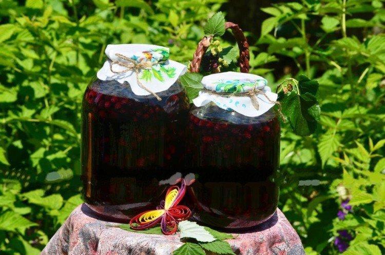 20 вкусных заготовок из жимолости на зиму десерты,заготовки