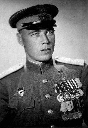 Герой Советского Союза И.И. Кирсанов