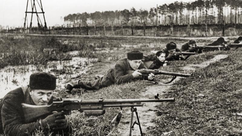 Как это было: битва за Москву, год 41-й