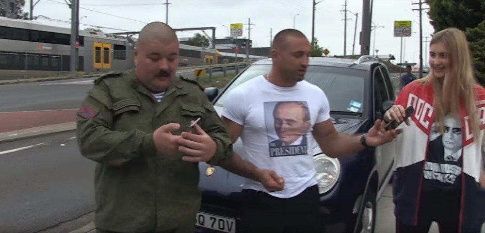 Казаки в Австралии: русские идут — все остальные прячутся! (+видео)