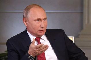 Несколько слов про австрийское интервью Путина. Александр Роджерс