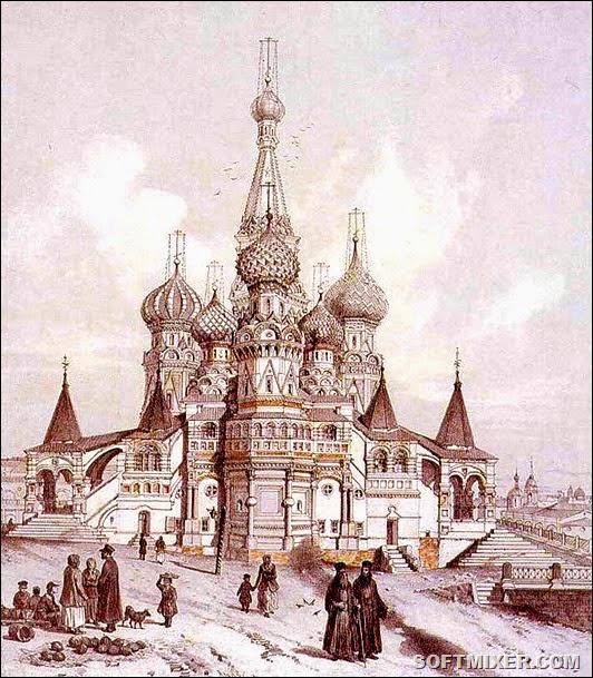 Покровский собор. 1839