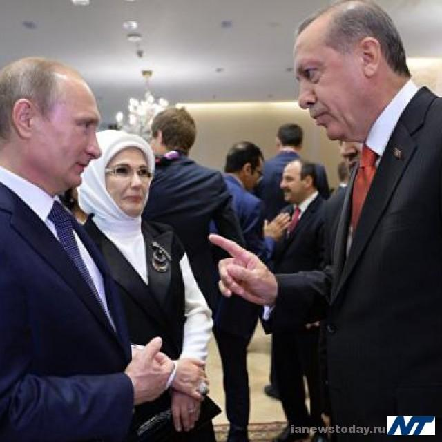 Путин всерьез взялся за Эрдогана