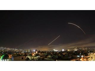 103 крылатых ракеты Запада, накрывших нечто большее, чем Сирия