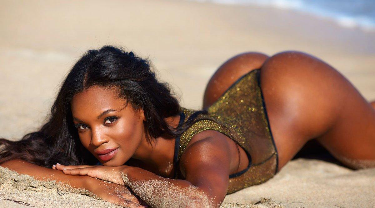 Афроамериканки в бикини фото