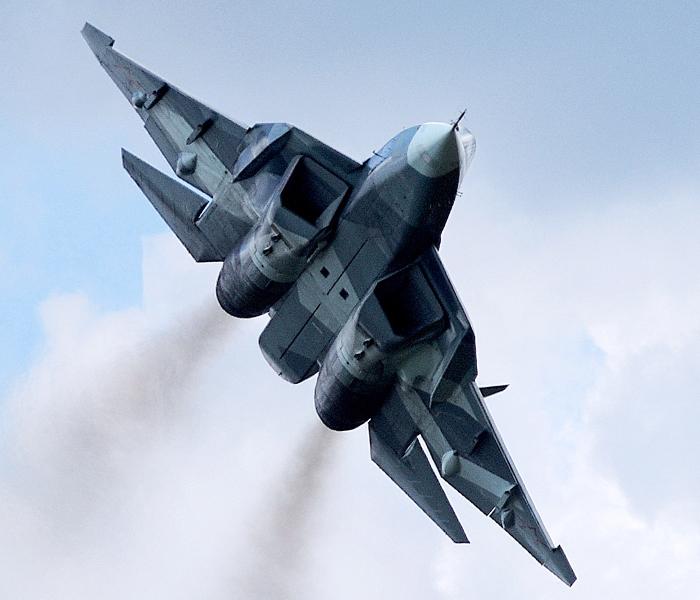 Су-57 в Хмеймиме. Последствия