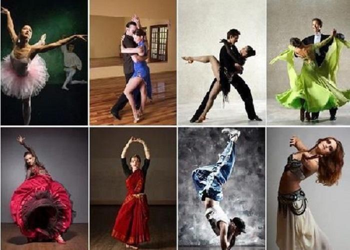 Классификация видов танца (краткий обзор)