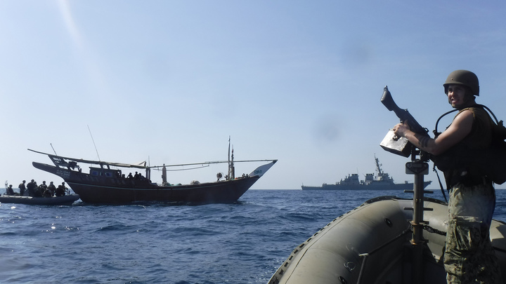 Игра со спичками на бензоколонке: Обернётся ли захват танкеров войной в Персидском заливе