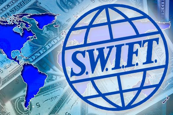 Россия готовится выйти из SWIFT с помощью технологии блокчейн