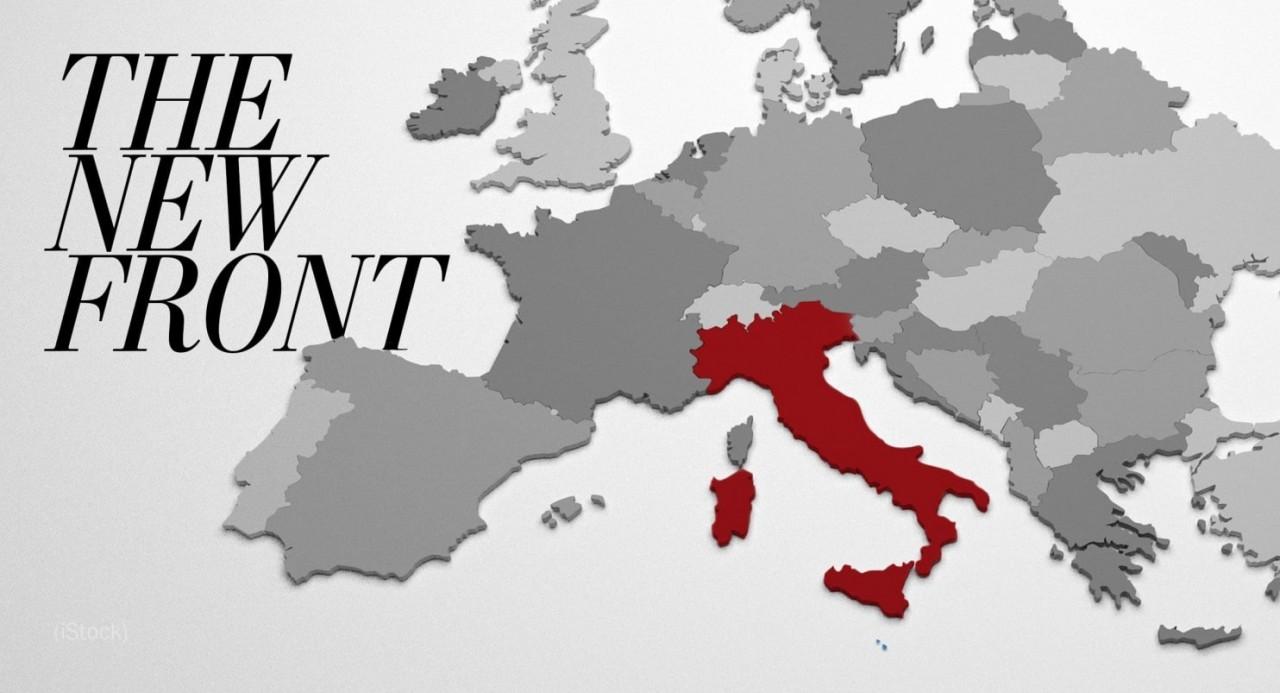 Землетрясение по-итальянски.