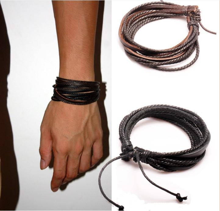 Плетение из кожи: красивые и стильные изделия за один вечер