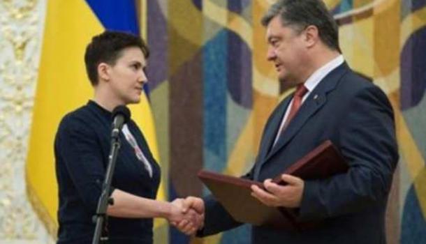 Савченко призналась во всем: траектория одной героини