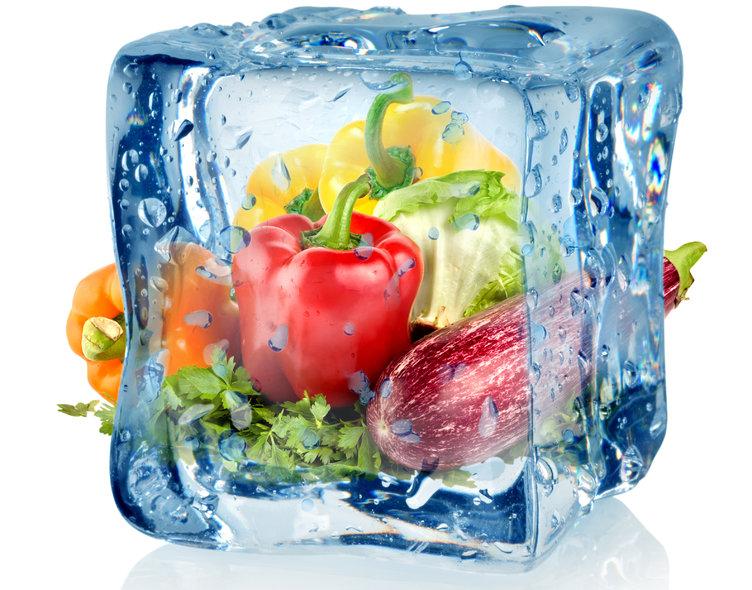 Какие продукты можно замораживать без потери вкусовых качеств