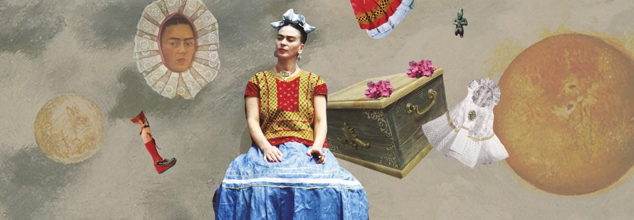 История знаменитых нарядов: тихуанские платья Фриды Кало
