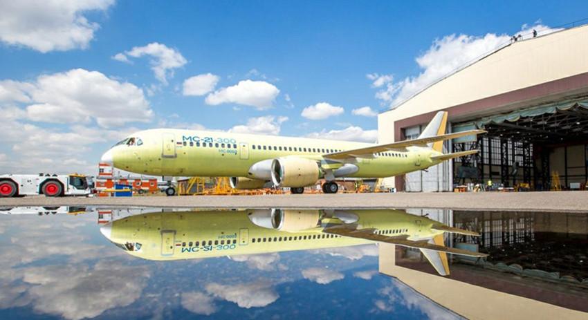 Создание самолета МС-21 обойдется в сумму более 450 млрд рублей