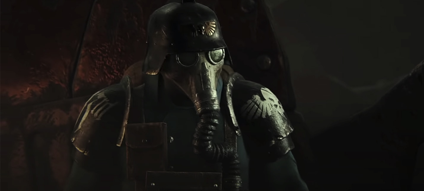 Представлен кинематографический трейлер настолки Warhammer 40,000: Kill Team action,adventures,Игры,Приключения,Фентези