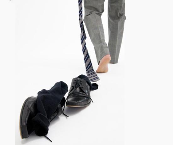 Про борьбу с носками мужа…