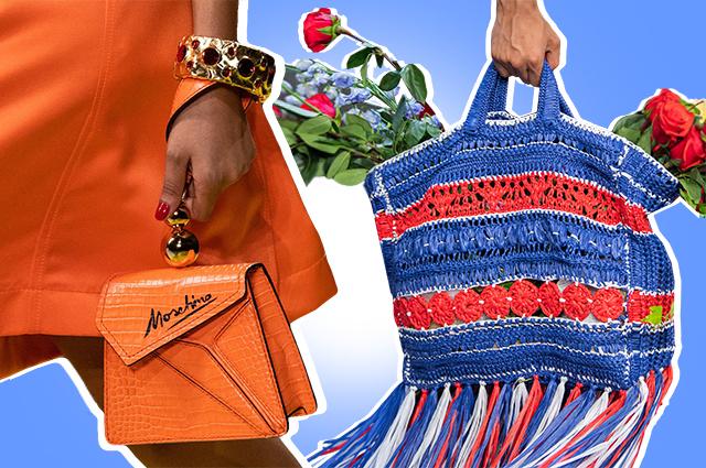 9 самых модных сумок этого лета