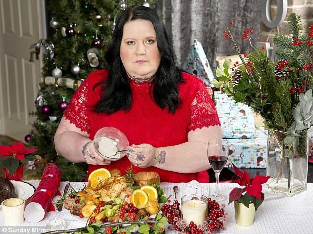 Эта 41-летняя женщина решила съесть на Рождество свою умершую мать