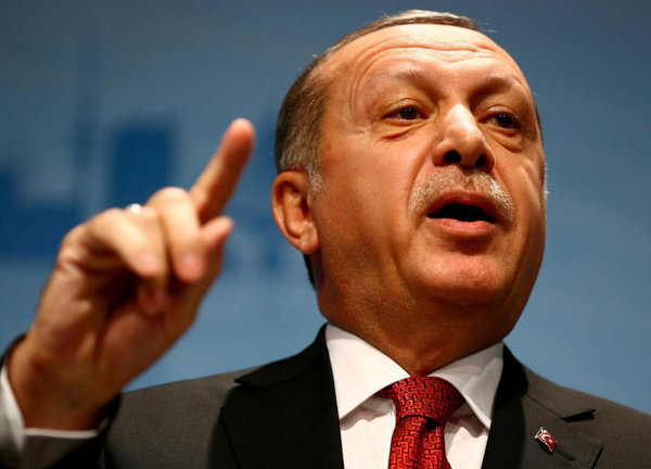 Эрдоган велел США не лезть в…