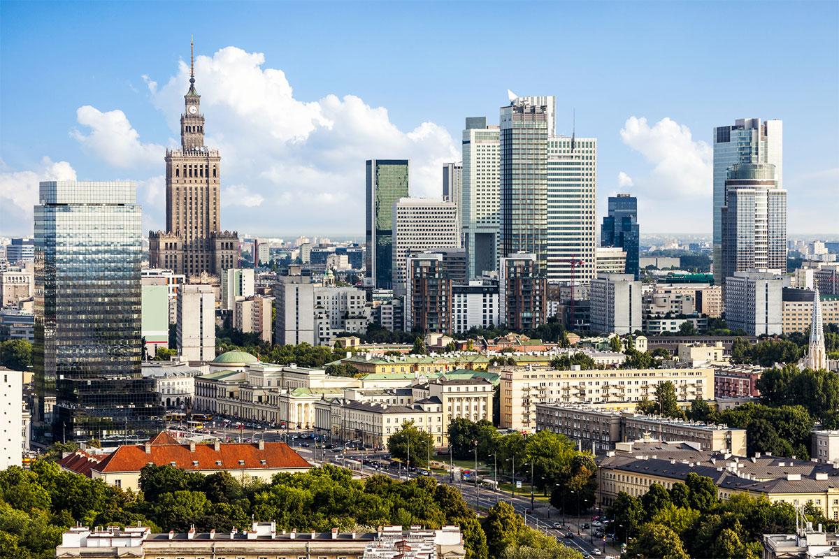 ПО ГОРОДАМ И СТРАНАМ. Варшава
