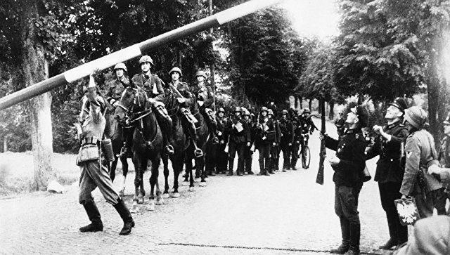 Как пересматривают историю: начало Второй мировой войны