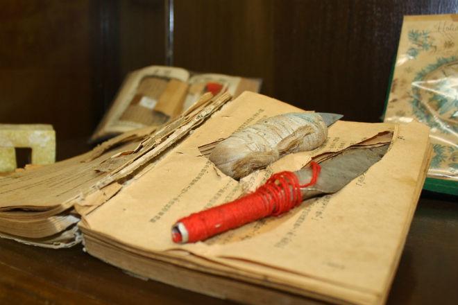 Самодельное зековское оружие российских тюрем Заточка,зона,инструмент,нож,понятия,Пространство,тюрьма