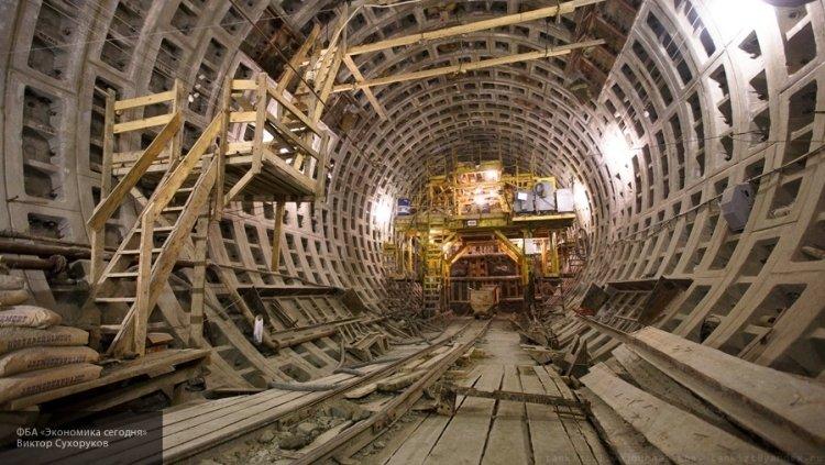 Первый участок розовой ветки московского метро откроют в декабре