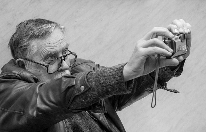 Неожиданные снимки легендарного фотографа Льва Шерстенникова.