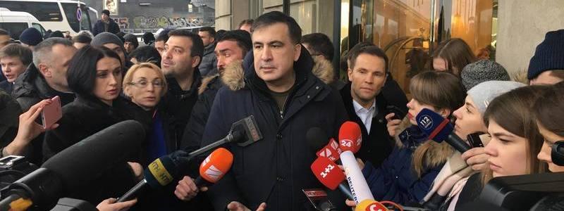 Саакашвили хочет напугать бабушек Луценко и Порошенко