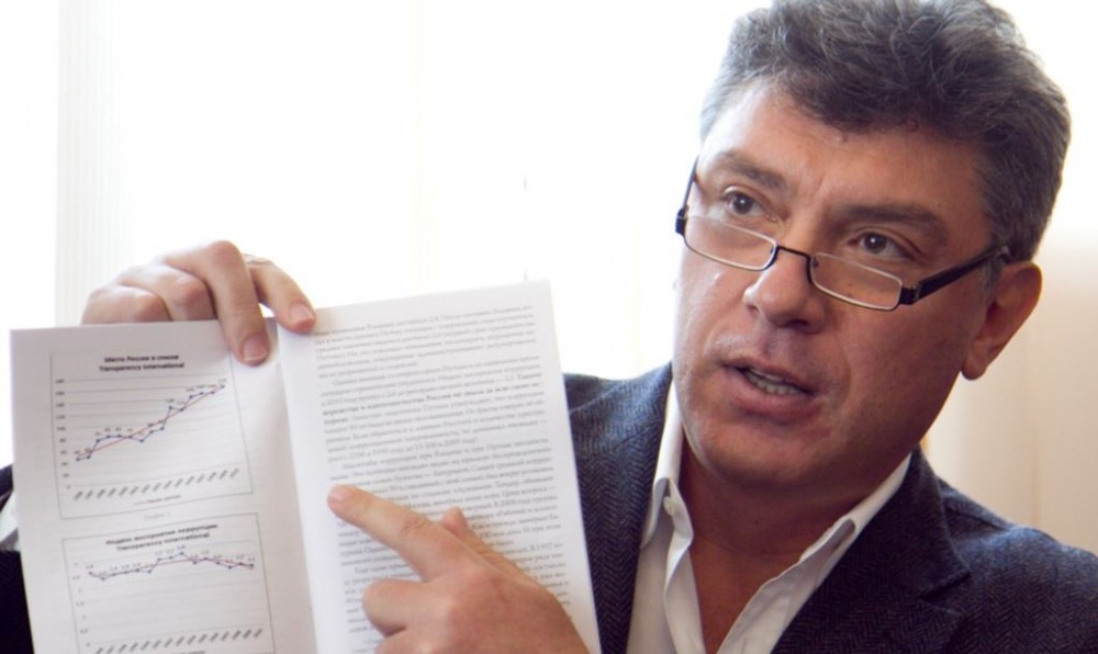 Немцов : Путин развязал руки…