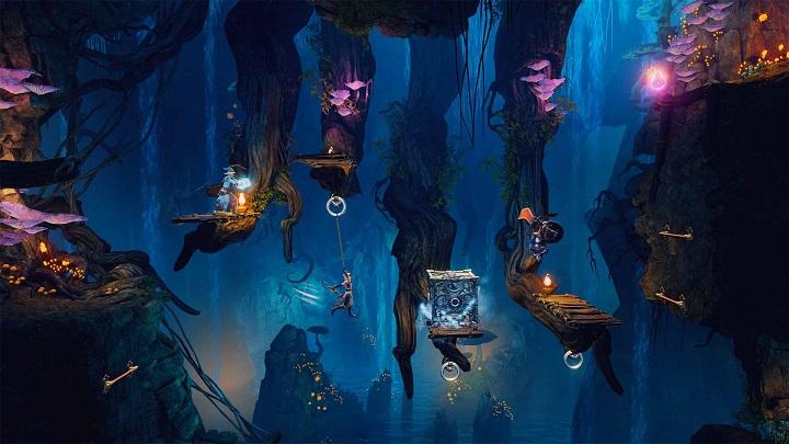 Обзор Trine 4: The Nightmare Prince. Сказочное возвращение action,adventures,fantasy,rpg,trine 4: the nightmare prince,Игры,обзоры,Приключения,Фентези