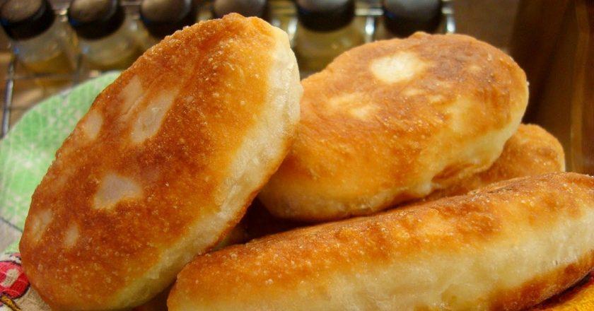 Воздушные пирожки с картофел…