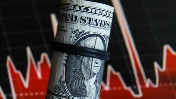 За пол года дефицит бюджета США достиг рекордных $1,7 трлн, так как стимулирующие выплаты привели к росту расходов