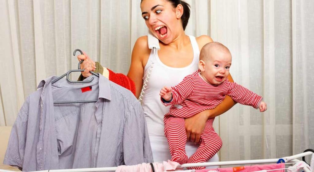 11 несомненных признаков, что материнство свело вас с ума