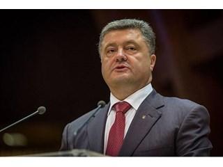 Пётр Порошенко, наполовину президент пол-Украины