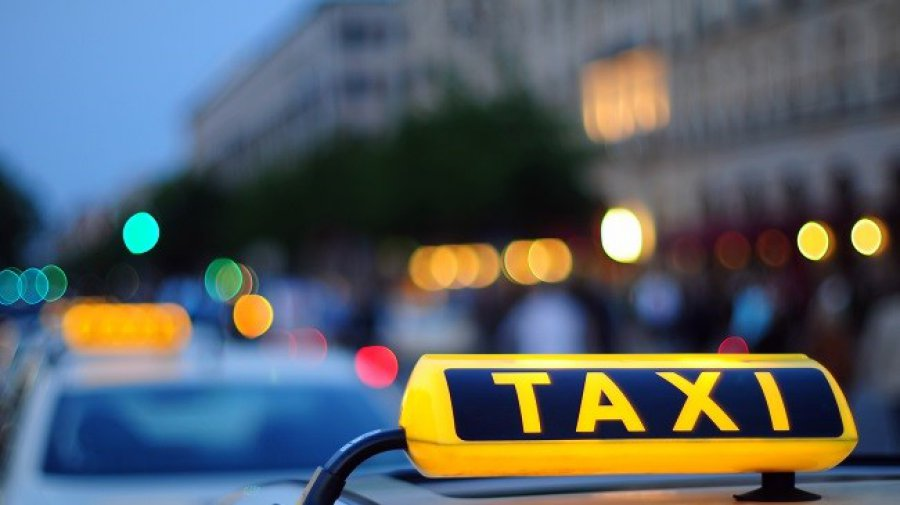 Такси, как и люди,  все разные Живое