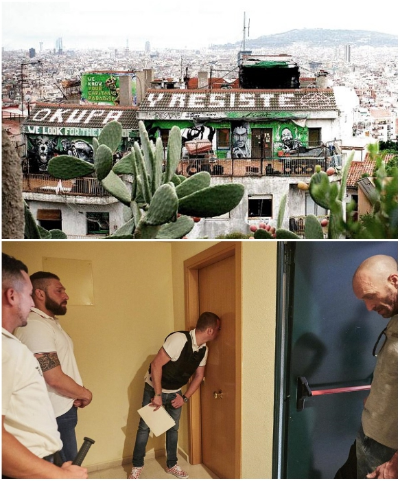 Вот почему за границей чревато покидать свой дом на выходных, или Как бездомные безнаказанно занимают чужие жилища