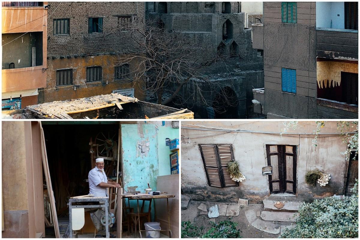 Прогулка по «городу мёртвых» в Каире