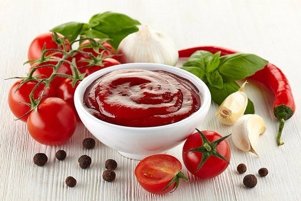Очень вкусный кетчуп на зиму. В разы вкуснее магазинного!