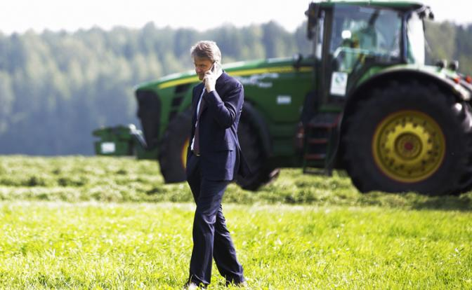 Фермеры к «апологету» Ткачеву: Как скупить Русь-матушку за $ 1 млрд